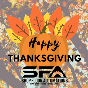 SFA Thanksgiving Hours
