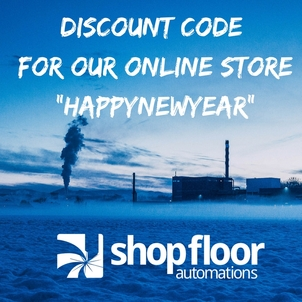 Shop Floor Automations holiday discount